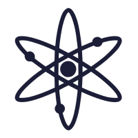Cosmos (ATOM) logo
