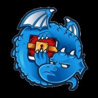 Dragonchain (DRGN) logo