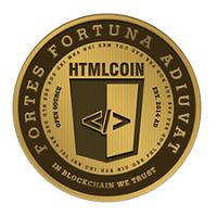 HTMLCOIN (HTML) logo