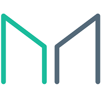 Maker (MKR) logo
