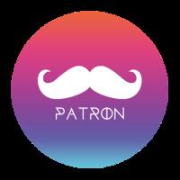 Patron (PAT) logo