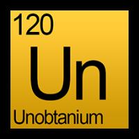 Unobtanium (UNO) logo