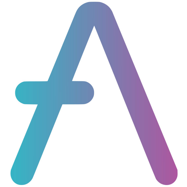 Aave (LEND) logo