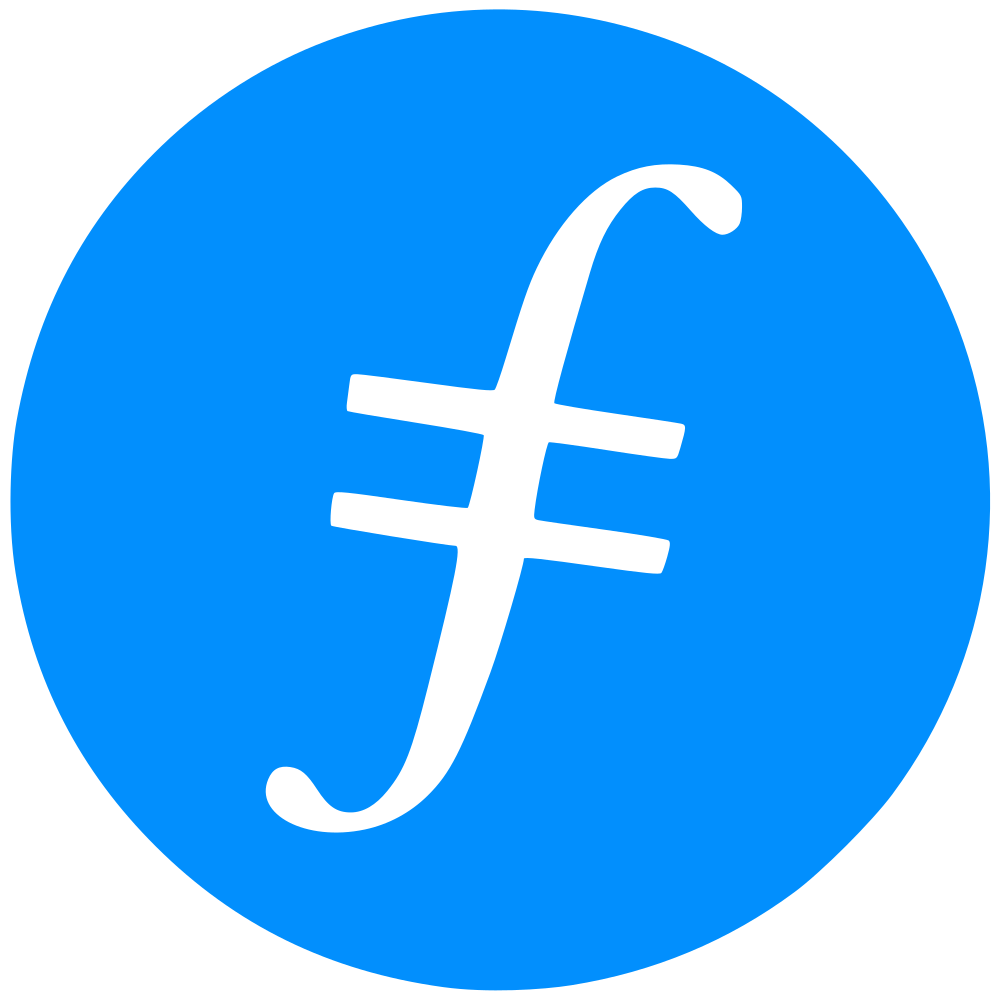 Filecoin (FIL) logo