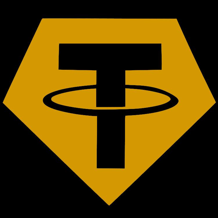 Tether Gold (XAUT) logo