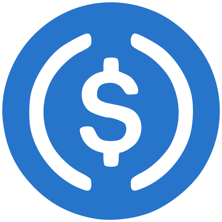 USD Coin (USDC) logo